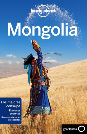 MONGOLIA. LONELY PLANET