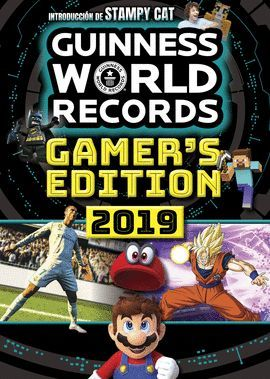 GUINNESS WORLD RECORDS 2019. GAMERS' EDITION