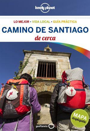 CAMINO DE SANTIAGO DE CERCA, GUIA LONELY PLANET