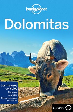 DOLOMITAS, GUIA LONELY PLANET