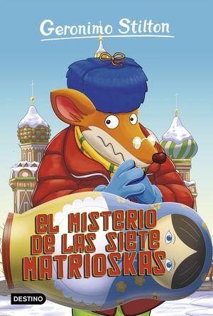 MISTERIO DE LAS SIETE MATRIOSKAS, EL