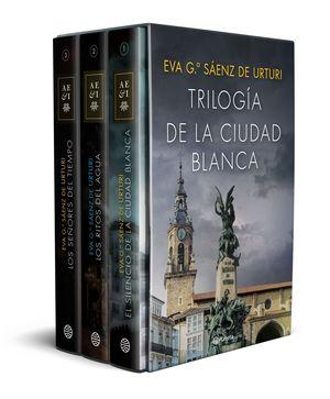 ESTUCHE TRILOGIA LA CIUDAD BLANCA