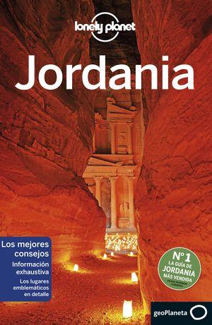 JORDANIA. LONELY PLANET (2019)