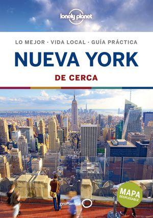 NUEVA YORK DE CERCA, GUIA LONELY PLANET