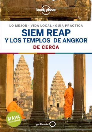 SIEM REAP Y LOS TEMPLOS DE ANGKOR DE CERCA, GUIA LONELY PLANET