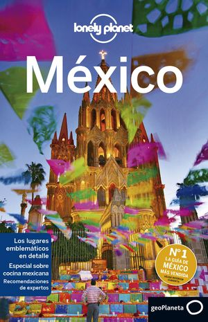 MÉXICO, GUIA LONELY PLANET