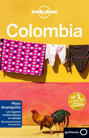 COLOMBIA. LONELY PLANET