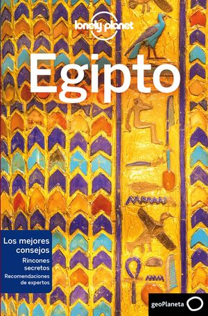 EGIPTO, GUIA LONELY PLANET