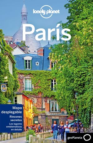 PARÍS, GUIA LONELY PLANET