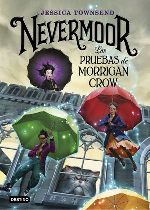 PACK NEVERMOOR PARAGUAS
