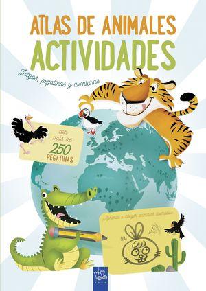ATLAS DE ANIMALES - ACTIVIDADES