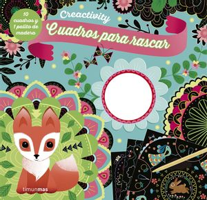 CREACTIVITY - MANDALAS - CUADROS PARA RASCAR