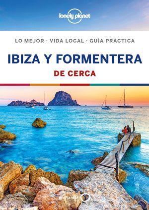 IBIZA Y FORMENTERA DE CERCA, GUIA LONELY PLANET