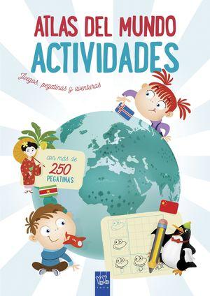 ATLAS DEL MUNDO - ACTIVIDADES