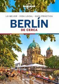 BERLIN DE CERCA, GUIA LONELY PLANET