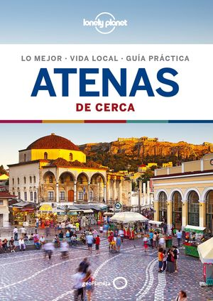 ATENAS DE CERCA, GUIA LONELY PLANET