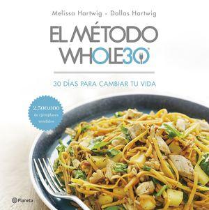MÉTODO WHOLE30, EL