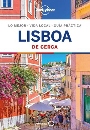 LISBOA DE CERCA, GUIA LONELY PLANET