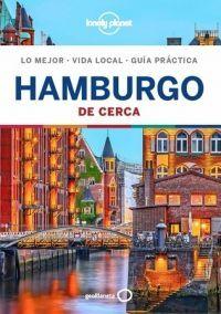 HAMBURGO DE CERCA, GUIA LONELY PLANET