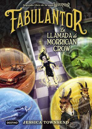 FABULANTOR - LA LLAMADA DE MORRIGAN CROW