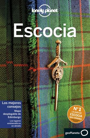 ESCOCIA, GUIA LONELY PLANET