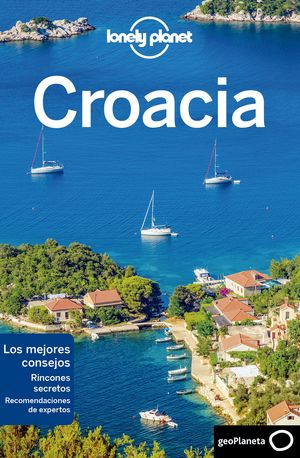 CROACIA. LONELY PLANET