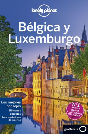 BÉLGICA Y LUXEMBURGO, GUIA LONELY PLANET