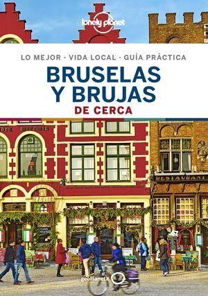 BRUSELAS Y BRUJAS DE CERCA, GUIA LONELY PLANET