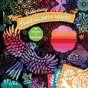 CREACTIVITY -  CUADROS PARA RASCAR