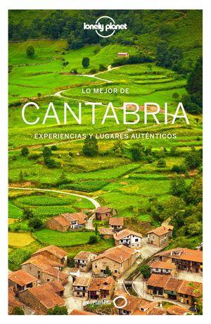 CANTABRIA, LO MEJOR DE - GUIA LONELY PLANET