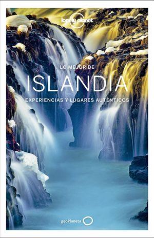 LO MEJOR DE ISLANDIA. LONELY PLANET