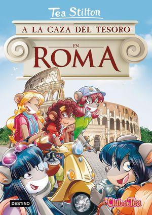 LA CAZA DEL TESORO EN ROMA, A