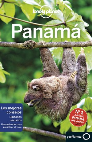 PANAMÁ, GUIA LONELY PLANET