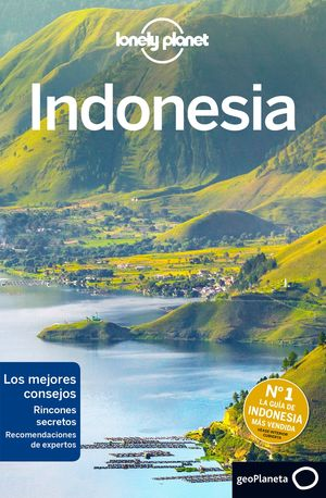 INDONESIA, GUIA LONELY PLANET