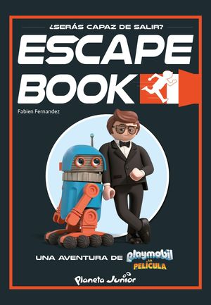 ESCAPE BOOK (PLAYMOBIL)