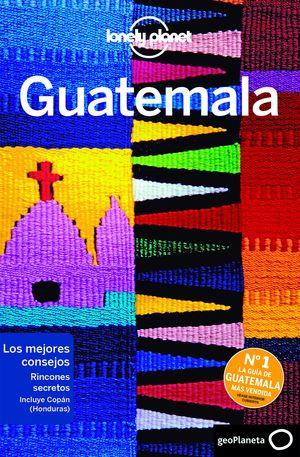 GUATEMALA, GUIA LONELY PLANET