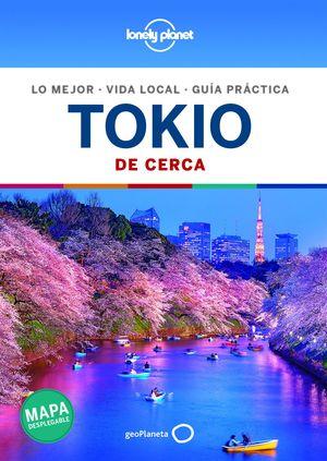 TOKIO DE CERCA, GUIA LONELY PLANET
