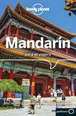 MANDARIN PARA EL VIAJERO, LONELY PLANET