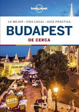 BUDAPEST DE CERCA, GUIA LONELY PLANET