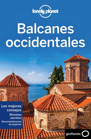 BALCANES OCCIDENTALES, GUIA LONELY PLANET