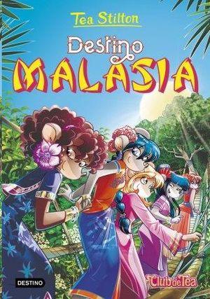 DESTINO MALASIA (REGALO SORPRESA)