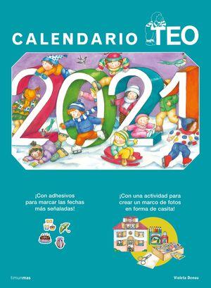 CALENDARIO 2021 TEO