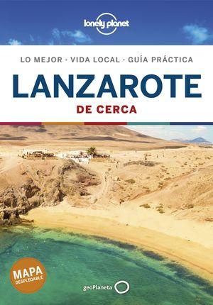 LANZAROTE DE CERCA, GUÍA LONELY PLANET