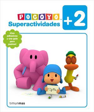 POCOYÓ - SUPERACTIVIDADES +2