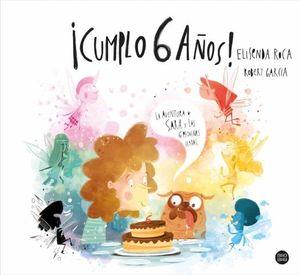 CUMPLO 6 AÑOS!