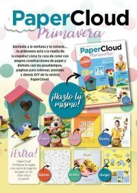 PAPER CLOUD PRIMAVERA