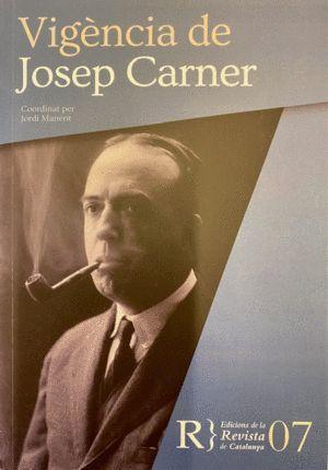 VIGÈNCIA DE JOSEP CARNER