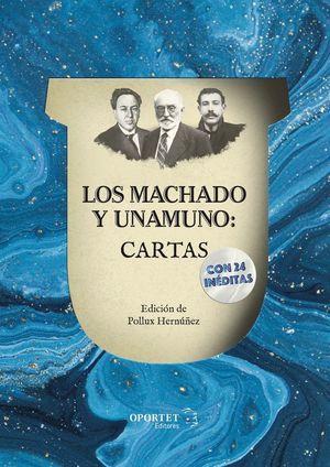 MACHADO Y UNAMUNO, LOS: CARTAS