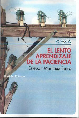 LENTO APRENDIZAJE DE LA PACIENCIA, EL