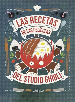 RECETAS DE LAS PELÍCULAS DEL STUDIO GHIBLI, LAS